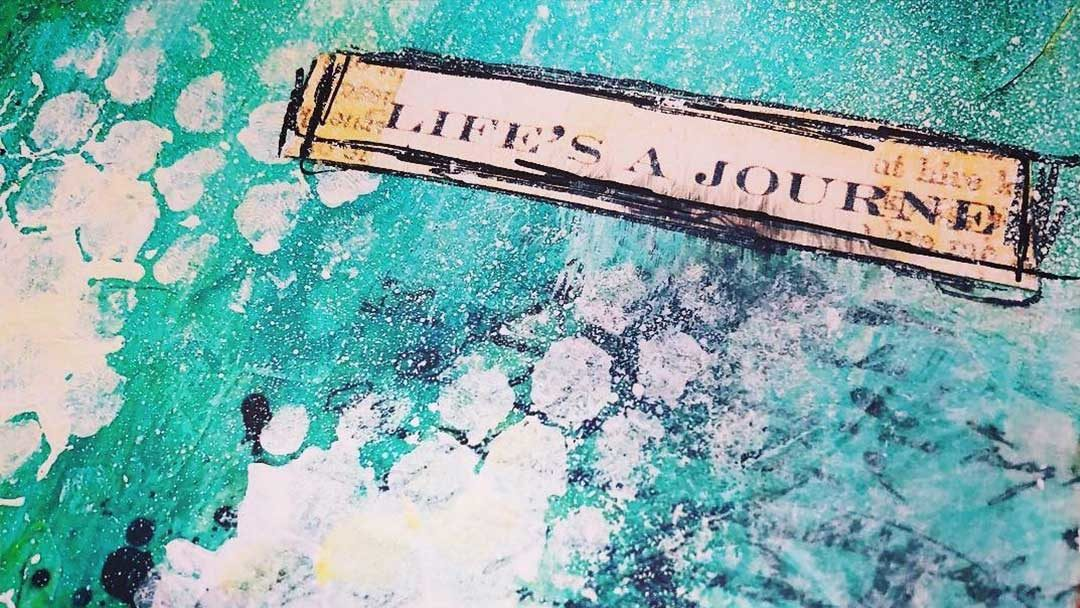 Art Journaling 101 – Part One: What is it?