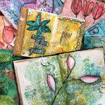 Vicki Robinson Designs Art Journal